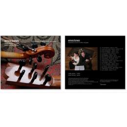 Emociones - Natalia Pancec (vioara) | Maxim Belciug (chitara) 2011