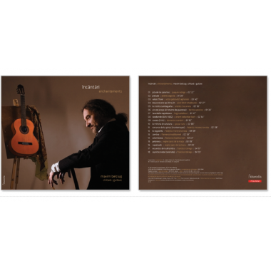 Incantari / Enchantements - Maxim Belciug, chitara 2011