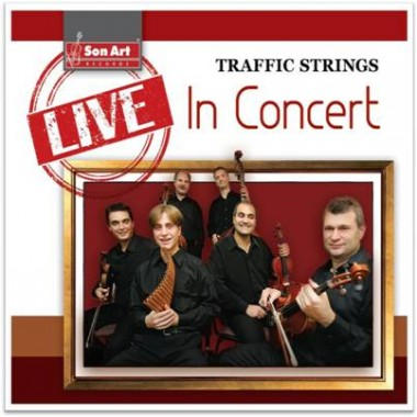 Traffic Srings LIVE IN CONCERT