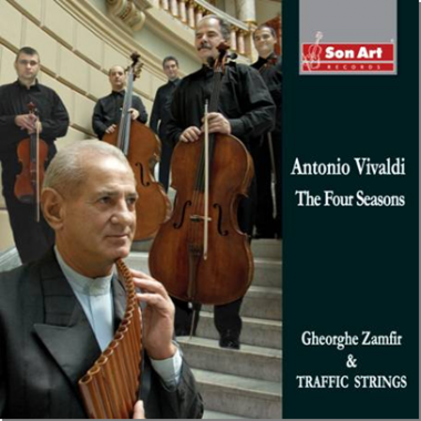 The Four Seasons – Gheorghe Zamfir & TRAFFIC STRINGS