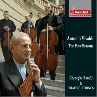 The Four Seasons – Gheorghe Zamfir & TRAFFIC STRINGS