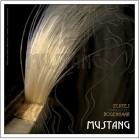 Par alb arcus vioara/viola Mustang