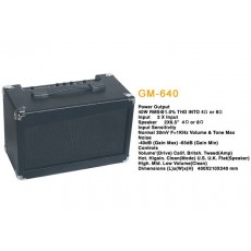 Amplificator GM 640 40W