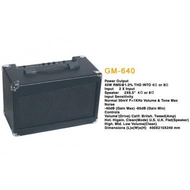 Amplificator GM 640 40W