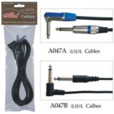 Cablu chitara Alice A 047-B