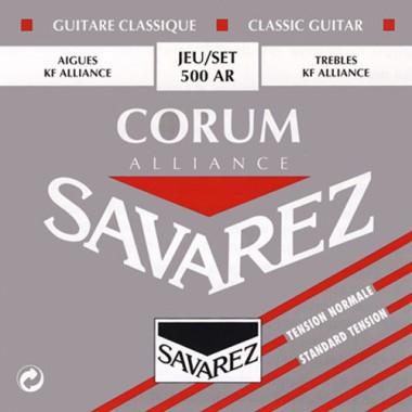 Corzi chitara clasica Savarez Corum Alliance 500 AR