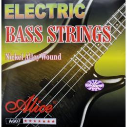 Corzi chitara electrica bass Alice A607(4)L