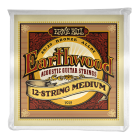 Corzi chitara acustica 12 corzi Ernie Ball Earthwood Medium 80/20 Bronze