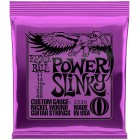 Corzi chitara electrica Ernie Ball Nickel Wound Power Slinky 11-48