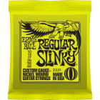 Corzi chitara electrica Ernie Ball Nickel Wound Regular Slinky 10-46