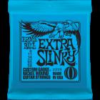 Corzi chitara electrica Ernie Ball Nickel Wound Extra Slinky 8-38