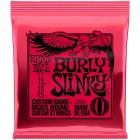 Corzi chitara electrica Ernie Ball Nickel Wound Burly Slinky 11-52