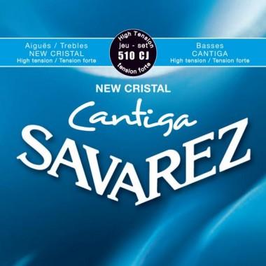 Corzi chitara clasica Savarez New Cristal Cantiga 510 CJ