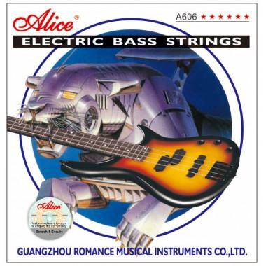 Corzi chitara electrica bas 5 c Alice A606(5)