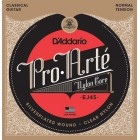 Corzi chitara clasica D'Addario Pro Arte EJ45