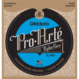 Corzi chitara clasica D'Addario Pro Arte EJ46