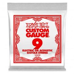 Coarda chitara electrica/acustica otel Ernie Ball 009