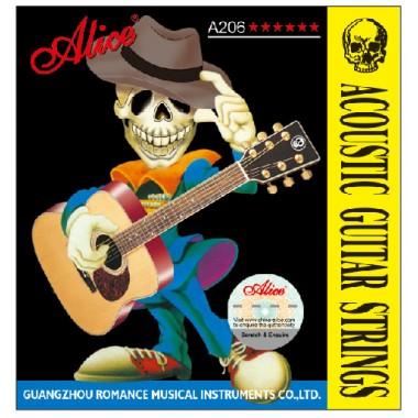Corzi chitara acustica Alice A206