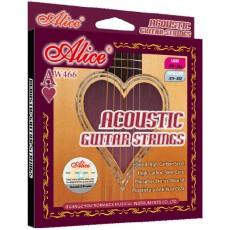 Corzi chitara acustica Alice AW466