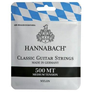 Corzi chitara clasica Hannabach 500MT