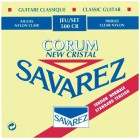Corzi chitara clasica Savarez New Cristal Corum 500 CR