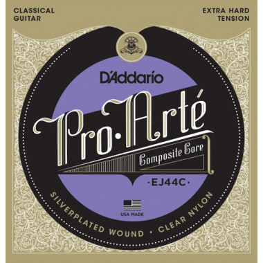Corzi chitara clasica D'Addario Pro Arte Composite EJ44C