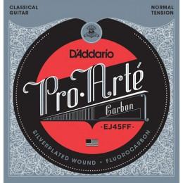 Corzi chitara clasica D'Addario Pro Arte EJ45FF