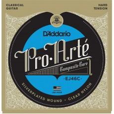 Corzi chitara clasica D'Addario Pro Arte Composite EJ46C