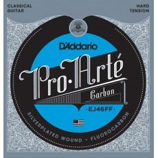 Corzi chitara clasica D'Addario Pro Arte EJ46FF
