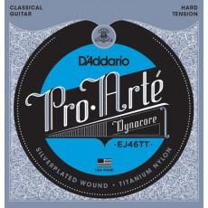 Corzi chitara clasica D'Addario Pro Arte EJ46TT