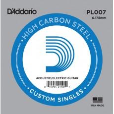 Corzi individuale chitara acustica/electrica D'Addario PL010-5