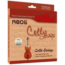 Corzi violoncel Alice A806