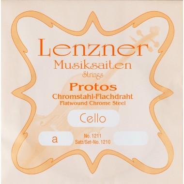 Corzi violoncel Lenzner Protos