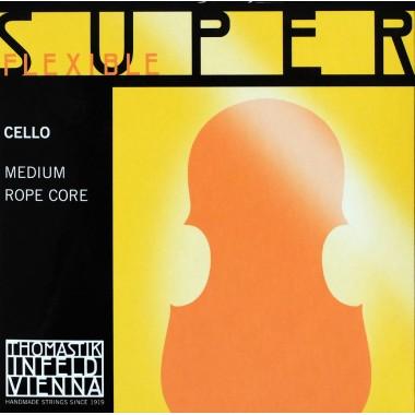 Corzi violoncel Thomastik Superflexible