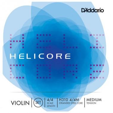 Corzi vioara D'Addario Helicore