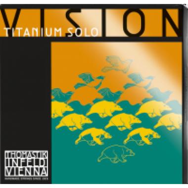 Corzi vioara Thomastik Vision Titanium Solo