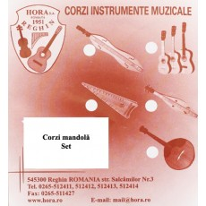 Corzi mandola Hora Reghin set