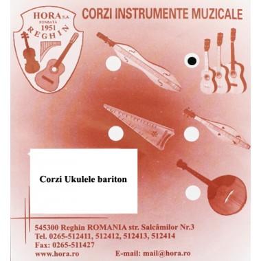 Corzi ukulele bariton Hora Reghin