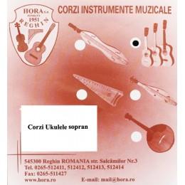 Corzi ukulele sopran Hora Reghin