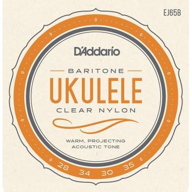 Corzi ukulele bariton D'Addario EJ65B