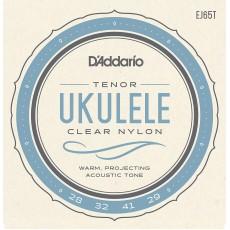 Corzi ukulele tenor D'Addario EJ65T