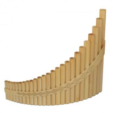 Nai peruan 25 tuburi tenor D1-G4 Hora Reghin