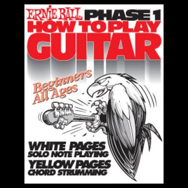 Ernie Ball - How To Play Guitar 1