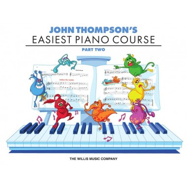 John Thompson's-Easiest Piano Course, Vol. 2