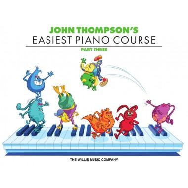 John Thompson's - Easiest Piano Course, Vol. 3