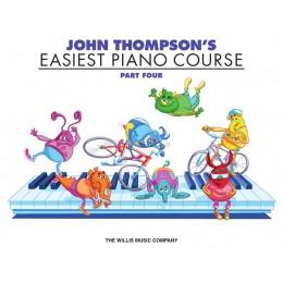 John Thompson's-Easiest Piano Course, Vol. 4