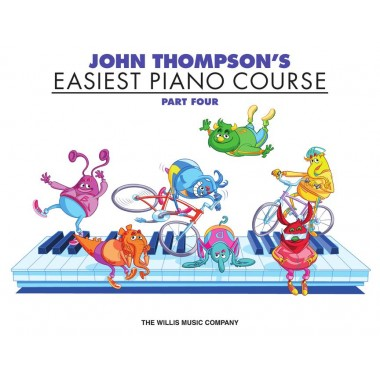 John Thompson's-Easiest Piano Course, Vol. 4