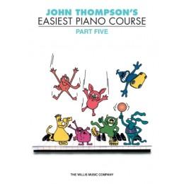 John Thompson's-Easiest Piano Course, Vol. 5
