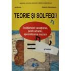 Teorie si Solfegii, manual pt. clasa a VII-a