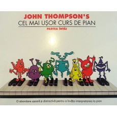 John Thompson's-Cel mai usor curs de pian, partea I